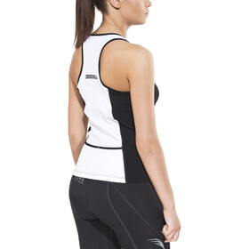 Profile Design ID Débardeur de triathlon Femme, black/white